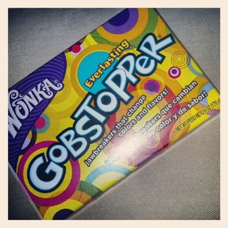 Willy Wonka Everlasting Gobstoppers