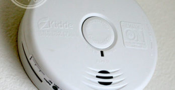 Gift Idea: Fire Protection with Kidde Worry Free Alarms