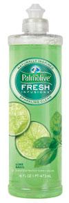Palmolive Fresh Infusions Lime Basil