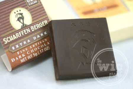 Scharffen Berger Extra Dark Chocolate