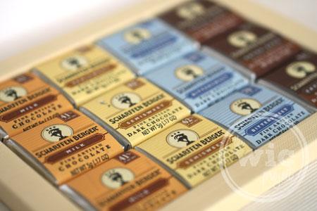 Scharffen Berger Chocolate Folio Box