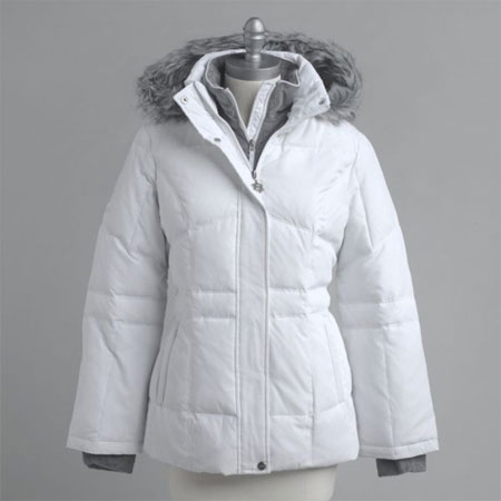 Free Country Women's Hooded Down Coat