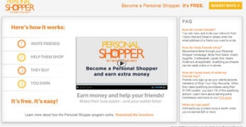 Shop Your Way Personal Shopper