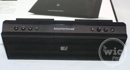 Soundfreaq Sound Kick Controls