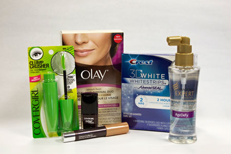 P&G/Walgreens Prize Pack