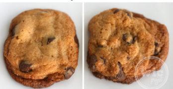 Make Refrigerated Cookie Dough Cookies Look Like Fresh Bakery Cookies