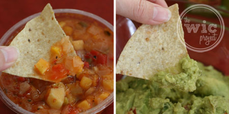 Wholly Guacamole & Wholly Salsa