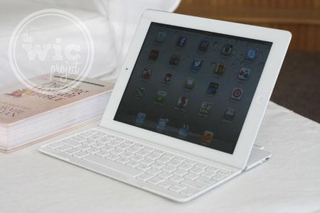 Logitech Ultrathin Keyboard Cover Thickness
