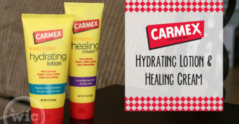 Carmex Hydrating Lotion & Healing Cream