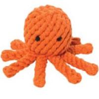 Jax Dog Rope Toy - Elton the Octopus