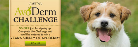 Take the AvoDerm Challenge