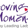 Loving Moments by Leading Lady Logo