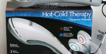 Give Mom the Gift of Relaxation with the Wahl Hot/Cold Massager