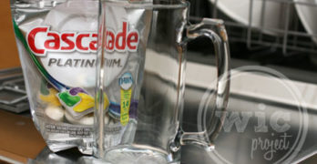 Cascade Platinum Glass