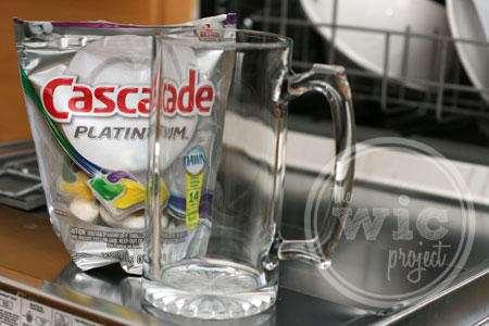 Cascade Platinum Glass