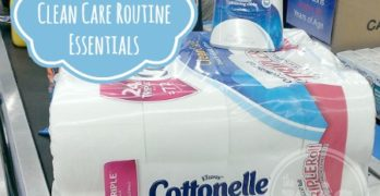 Cottonelle Clean Care Routine Essentials