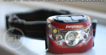 Energizer Brilliant Beam TrailFinder Headlight