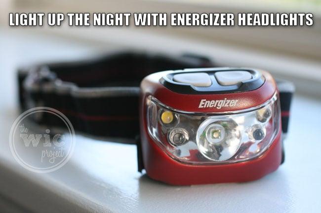 Energizer Brilliant Beam TrailFinder Headlight