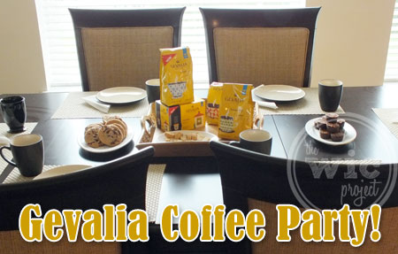 Gevalia Coffee Party