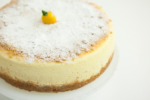Miss NiNi's Lemon Cheescake