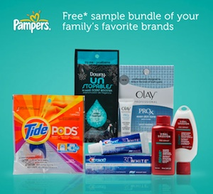 Pampers Bundle of Joy - June