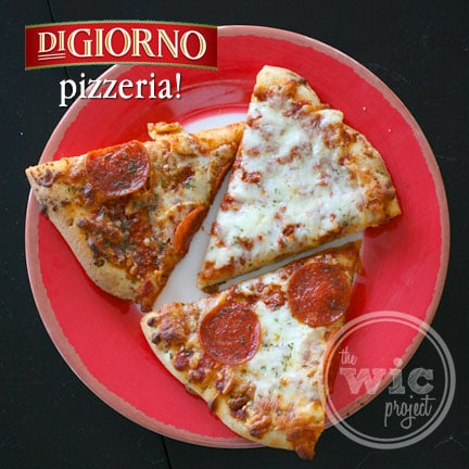 pizzeria! by DIGIORNO Frozen Pizza