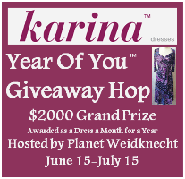Year of You Giveaway Hop