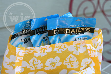 Bag of Daily's Cocktails