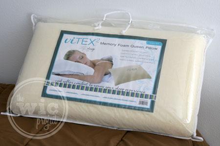 Natrue's Sleep Vitex 2 Memory Foam Pillow