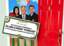 "PCH ""Win $5,000 a Week"" Sweepstakes"