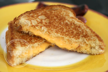 The Perfect Grilled Cheese Sandwich with T-fal | The WiC Project Blog