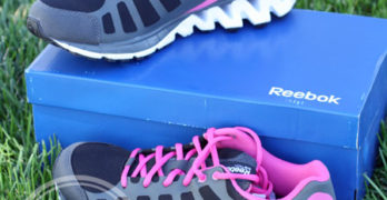 Reebok Running Shoes from Famous Footwear #ReebokMom #sponsored