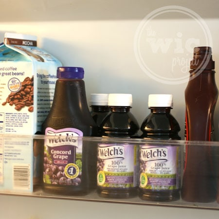 Welch's in the Fridge
