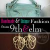 Handmade & Unique Fashion - 9thandElm.com