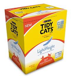 Tidy Cats® Lightweight 24/7 Performance® Litter