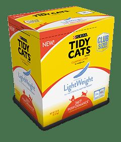 Tidy Cats® Lightweight 24/7 Performance® Litter