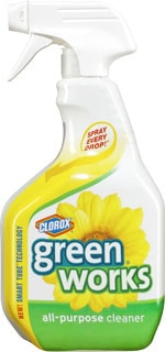 Green Works Naturally Derived All Purpose Cleaner
