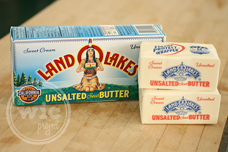 Baking with Land O'Lakes Butter Sticks