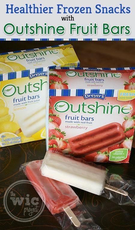 Outshine Fruit Bars #RealFruitBar #shop