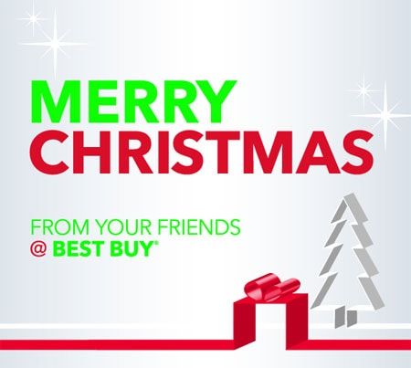 Merry Christmas Best Buy