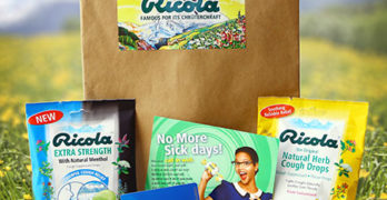 "Call in a ""Well Day"" with Ricola & Win! #swissherbs #callinwell"