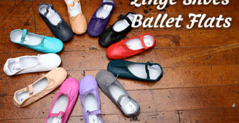 Linge Shoes Ballet Flat Colors