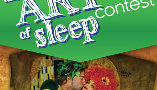 The Art of Sleep – Nature's Sleep Art of Sleep Contest #NSAmbassador