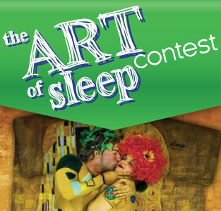 Nature's Sleep Art of Sleep Contest