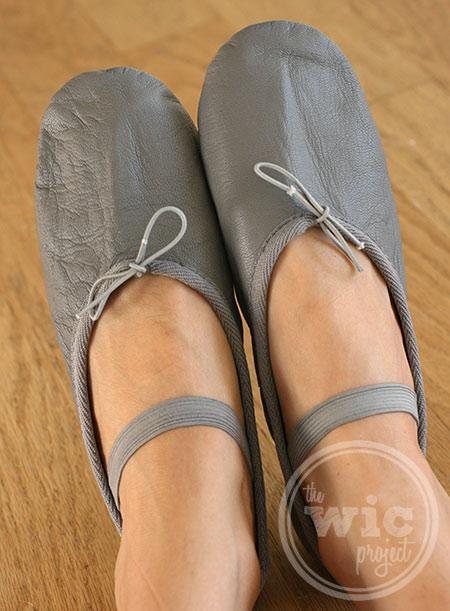 Linge Shoes Ballet Shoes
