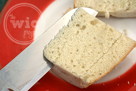 No-Fry Chicken Parmesan Sandwich - Slicing Bread