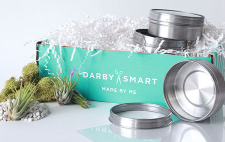Darby Smart Mini Terrarium DIY Kit