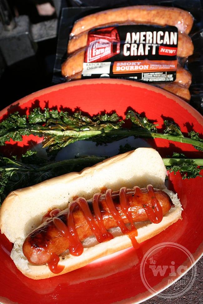 Hillshire Farm American Craft Sausage