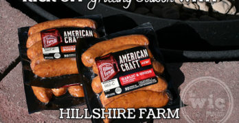 Kick Off Grilling Season with Hillshire Farm American Craft Sausage
