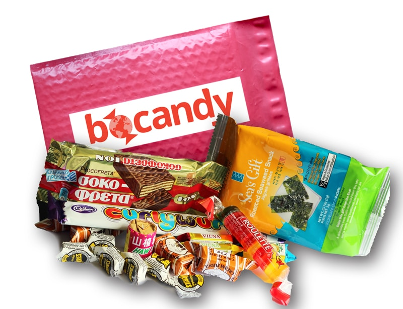 Bocandy Candy Subscription Box